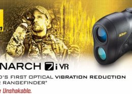 nikons monarch 7i vr worlds first optical vibration reduction laser rangefinder