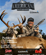 Americana Outdoor Magazine November 2016