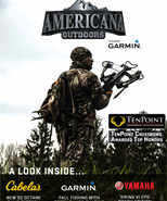 Americana Outdoor Magazine December 2016