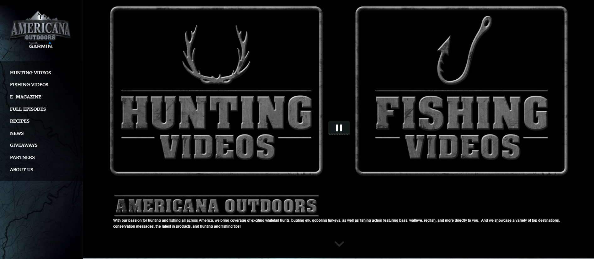 Hunting Videos and Fishing Videos | Americana Outdoors