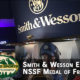 Smith and Wesson earns NSSF medal of freedom