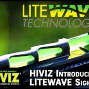 Hi Viz Shooting Systems Lite Wave Technology