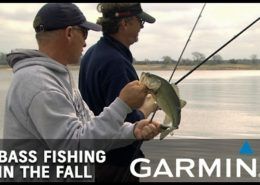 Americana Outdoors Bass Fishing In the Fall Garmin