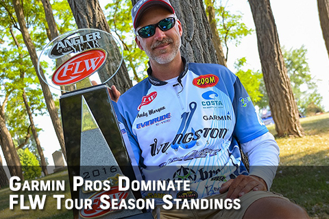 Americana Outdoors Garmin Pros Dominate FLW Tour