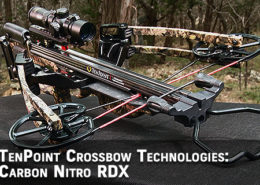 TenPoint Crossbow Technologies Carbon Nitro RDX