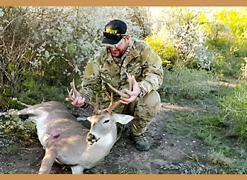 Scott's Whitetail Hunt on Yamaha's Whitetail Diaries