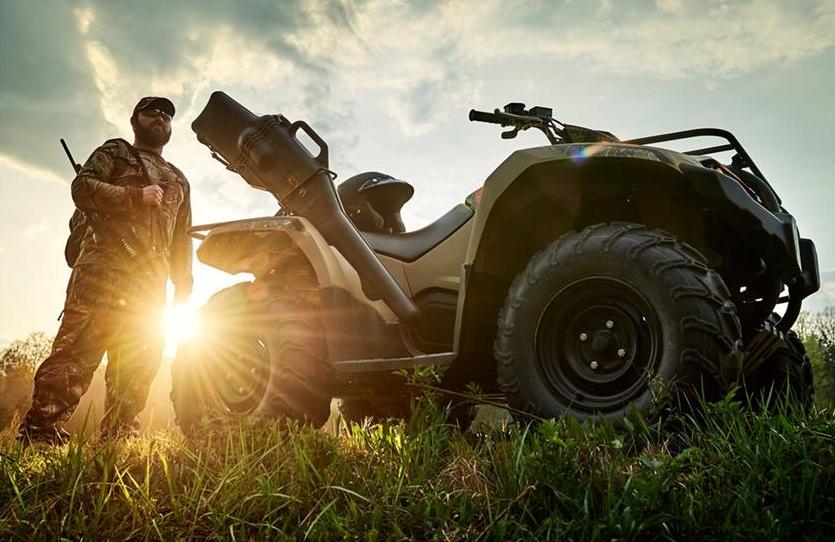 Yamaha Announces All New Proven Off Road 2018 Kodiak 450