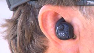 Walker's Silencer Earbuds - Secure Lock Fitting