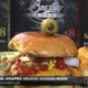 Venison Cheeseburger in Paradise