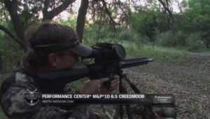 Hunting Hogs at Night - Smith and Wesson Performance Center M&P10 6.5 Creedmoor