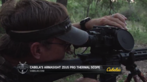 Hunting Hogs at Night - Cabela's Armasight Zeus ProThermal Scope