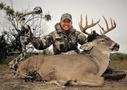 whitetail Bow hunt