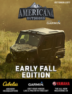 Americana Outdoors Early Fall Edition