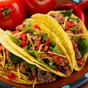 National Taco Day Venison Tacos