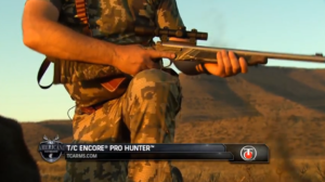 Hunting South Africa T/C Encore Pro Hunter