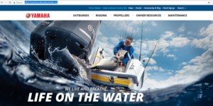 Yamaha Marine new Website!