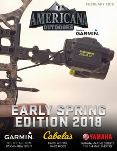 Americana Outdoors E-Magazine - February 2018