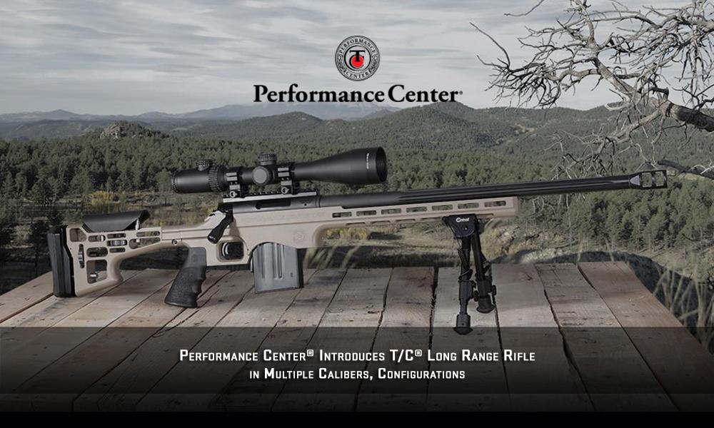 Performance Center® Introduces T/C® Long Range Rifle