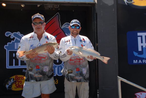 Team Beglin/Gobbett Wins IFA Redfish Tour Event at Georgetown, South